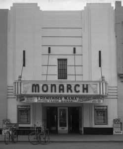 Monarch Theatre ca. 1948